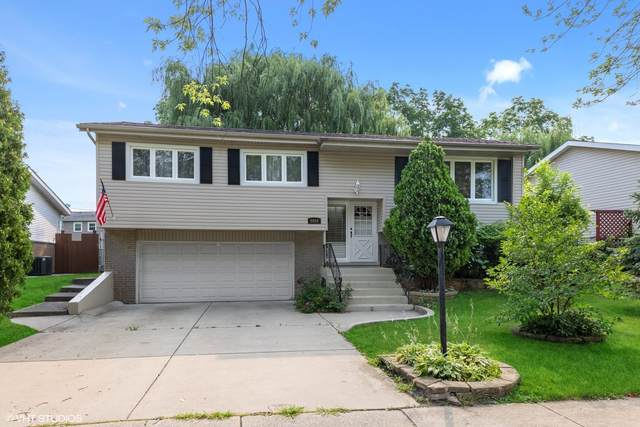 8805 Oakwood Drive, Hickory Hills, IL 60457 (MLS #11166377) :: The Wexler Group at Keller Williams Preferred Realty