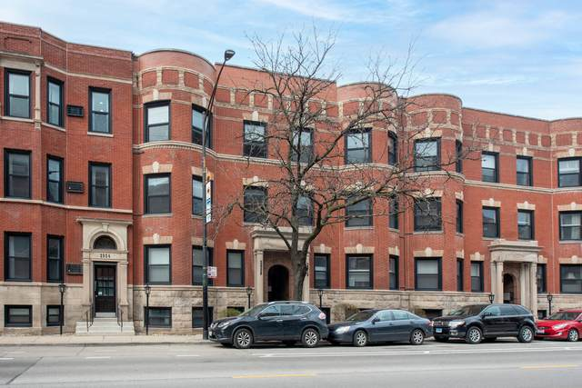 2908 N Halsted Street G, Chicago, IL 60657 (MLS #11166400) :: Carolyn and Hillary Homes