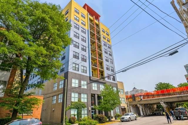 1122 W Catalpa Avenue #915, Chicago, IL 60640 (MLS #11166402) :: Jacqui Miller Homes