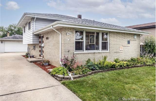 5429 137th Place, Crestwood, IL 60418 (MLS #11166411) :: O'Neil Property Group