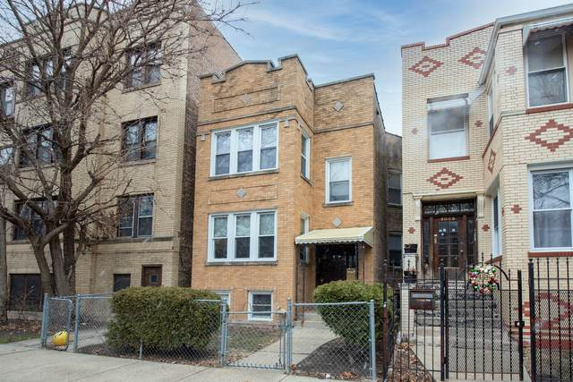 4047 N Francisco Avenue, Chicago, IL 60618 (MLS #11166416) :: Littlefield Group