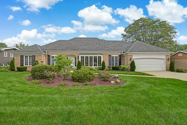 129 Carriage Way Drive, Burr Ridge, IL 60522 (MLS #11166432) :: The Wexler Group at Keller Williams Preferred Realty