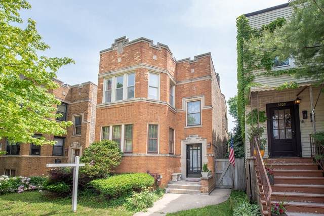 3711 N Albany Avenue, Chicago, IL 60618 (MLS #11166433) :: Littlefield Group
