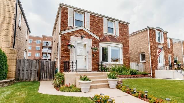 2910 N Neva Avenue, Chicago, IL 60634 (MLS #11166496) :: O'Neil Property Group