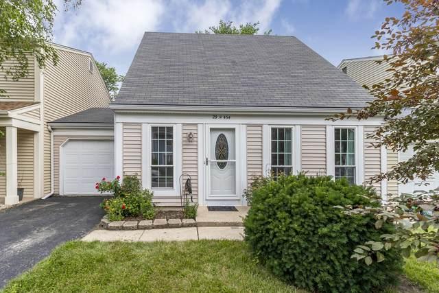 29W434 Tanglewood Lane, Warrenville, IL 60555 (MLS #11166501) :: O'Neil Property Group