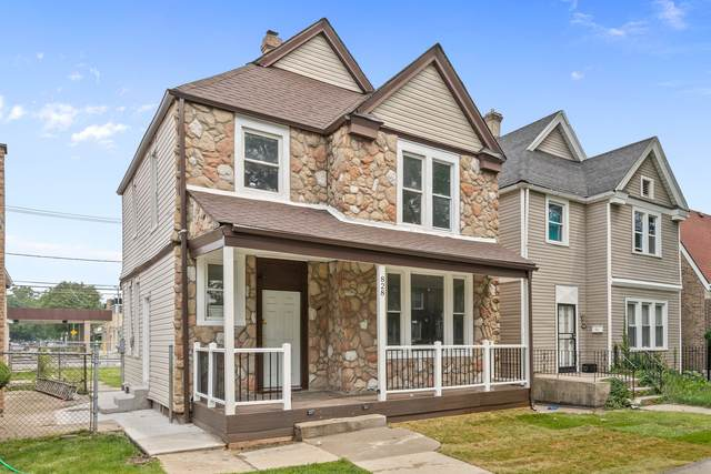 828 E 87TH Place, Chicago, IL 60619 (MLS #11166535) :: O'Neil Property Group
