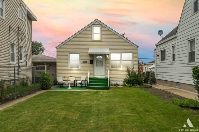 7348 W Cullom Avenue, Norridge, IL 60706 (MLS #11166552) :: John Lyons Real Estate