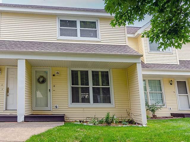 2311 Galen Drive #2, Champaign, IL 61821 (MLS #11166602) :: O'Neil Property Group