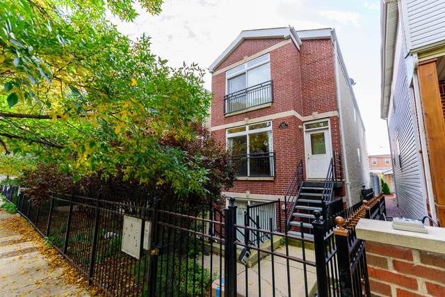 2423 W Harrison Street #2, Chicago, IL 60612 (MLS #11166681) :: Littlefield Group