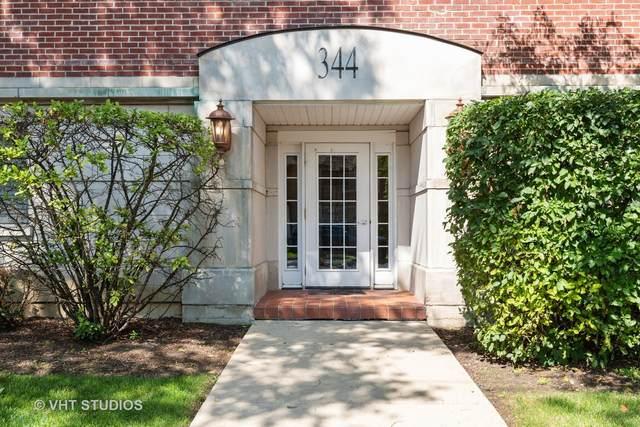344 Graceland Avenue 1N, Des Plaines, IL 60016 (MLS #11166700) :: Helen Oliveri Real Estate