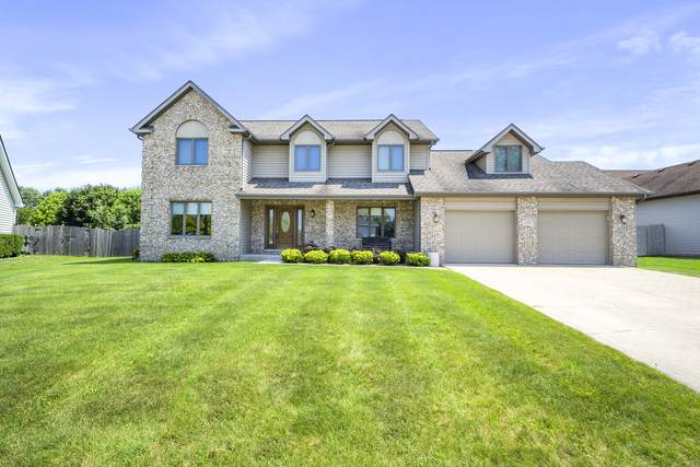 1205 Wales Court, Shorewood, IL 60404 (MLS #11166720) :: Suburban Life Realty