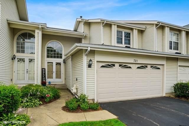 721 Sturnbridge Lane, Schaumburg, IL 60173 (MLS #11166734) :: Jacqui Miller Homes