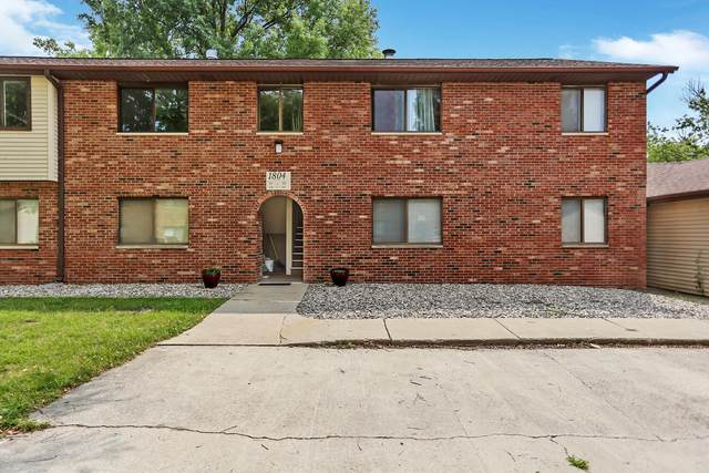 1804 Oliver Drive #7, Urbana, IL 61802 (MLS #11166747) :: O'Neil Property Group