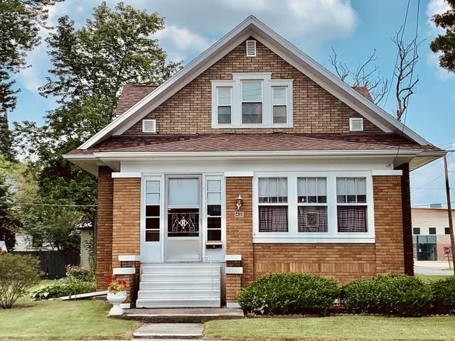 421 N Locust Street, Pontiac, IL 61764 (MLS #11166813) :: BN Homes Group