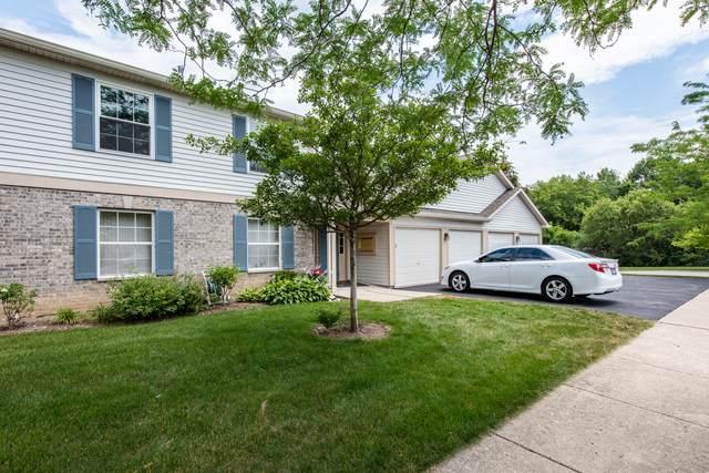 1065 N Village Drive #4, Round Lake Beach, IL 60073 (MLS #11166821) :: O'Neil Property Group