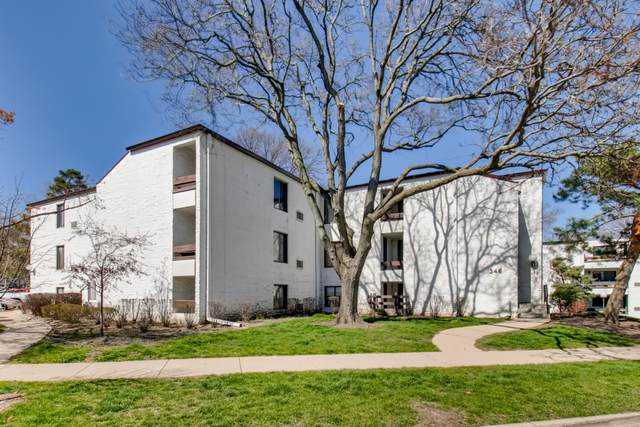 334 W Miner Street 2A, Arlington Heights, IL 60005 (MLS #11166833) :: O'Neil Property Group