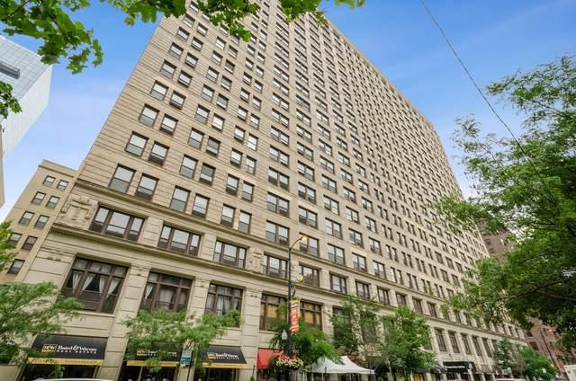 600 S Dearborn Street #303, Chicago, IL 60605 (MLS #11166837) :: Helen Oliveri Real Estate
