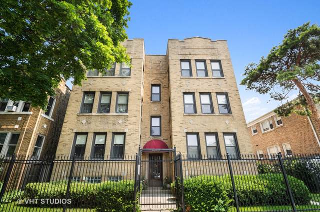 5619 N Christiana Avenue #3, Chicago, IL 60659 (MLS #11166909) :: O'Neil Property Group