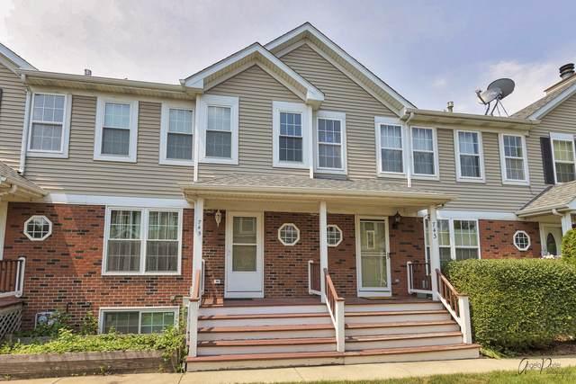 745 Tiffany Court, Antioch, IL 60002 (MLS #11166915) :: O'Neil Property Group