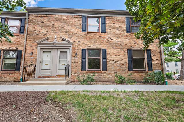1700 Sessions Walk #1700, Hoffman Estates, IL 60169 (MLS #11166946) :: O'Neil Property Group
