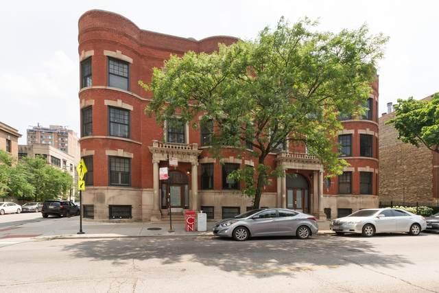 533 W Belmont Avenue #2, Chicago, IL 60657 (MLS #11166965) :: Carolyn and Hillary Homes