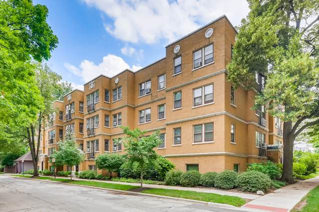 853 Pleasant Street 2E, Oak Park, IL 60302 (MLS #11167011) :: Carolyn and Hillary Homes