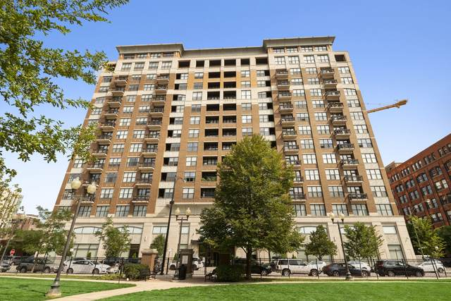 849 N Franklin Street #1602, Chicago, IL 60610 (MLS #11167036) :: Lux Home Chicago