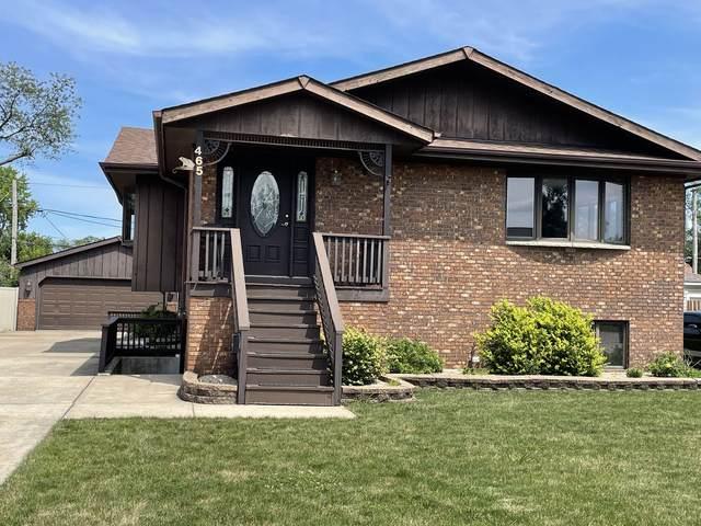 465 N Prater Avenue, Northlake, IL 60164 (MLS #11167060) :: Suburban Life Realty