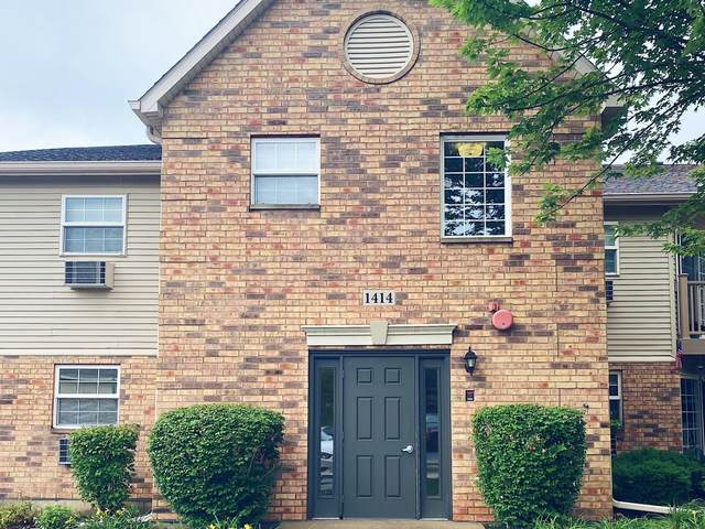 1414 W Clear Water Circle 2D, Round Lake Beach, IL 60073 (MLS #11167094) :: Jacqui Miller Homes