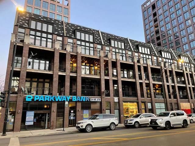 39 N Morgan Street #3, Chicago, IL 60607 (MLS #11167095) :: Jacqui Miller Homes