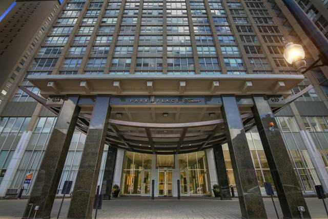 655 W Irving Park Road #701, Chicago, IL 60613 (MLS #11167128) :: Carolyn and Hillary Homes