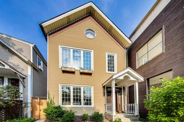 3052 N Southport Avenue, Chicago, IL 60657 (MLS #11167129) :: Carolyn and Hillary Homes