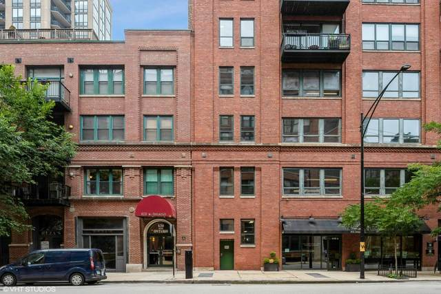 420 W Ontario Street #307, Chicago, IL 60610 (MLS #11167133) :: Lux Home Chicago