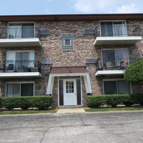 4931 W 87th Street 1NW, Oak Lawn, IL 60453 (MLS #11167169) :: The Wexler Group at Keller Williams Preferred Realty