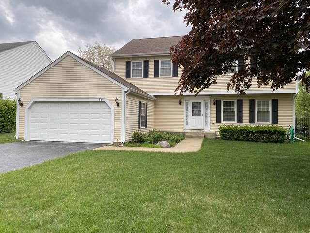 35 Magnolia Drive, Streamwood, IL 60107 (MLS #11167177) :: O'Neil Property Group