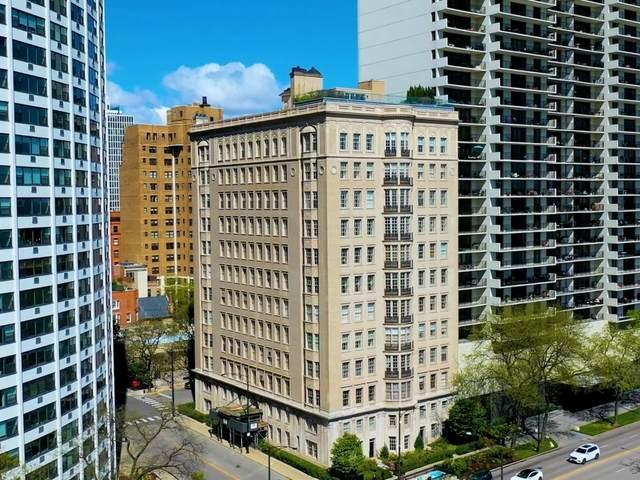 1200 N Lake Shore Drive M5-M6, Chicago, IL 60610 (MLS #11167180) :: Lewke Partners - Keller Williams Success Realty