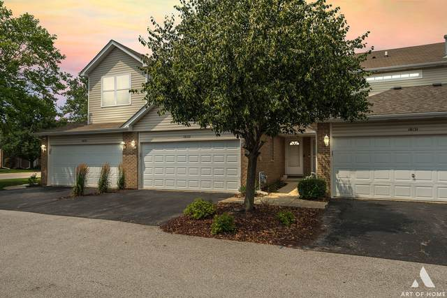 18133 Mager Drive, Tinley Park, IL 60487 (MLS #11167207) :: Suburban Life Realty