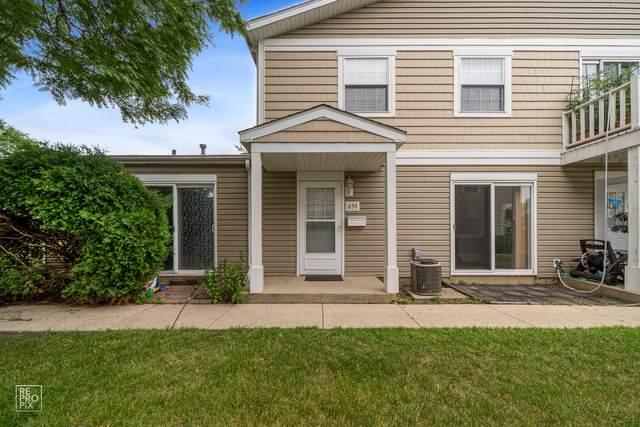 639 Gray Court 88C, Wheeling, IL 60090 (MLS #11167221) :: Suburban Life Realty