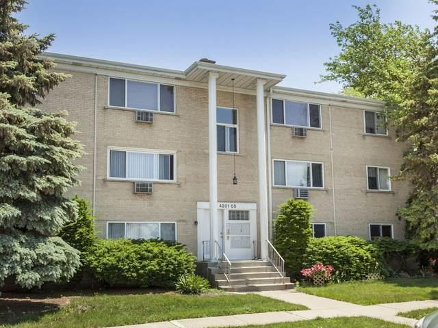 4205 Kolze Avenue 3A, Schiller Park, IL 60176 (MLS #11167246) :: O'Neil Property Group