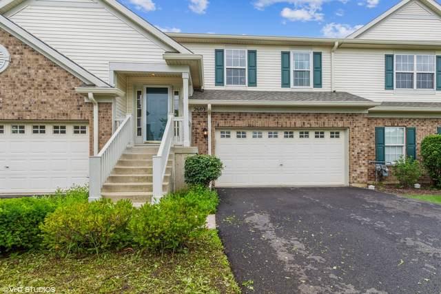 2603 Amber Lane #0, Algonquin, IL 60102 (MLS #11167258) :: O'Neil Property Group