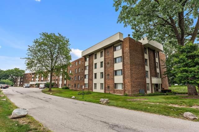 841 N York Street #320, Elmhurst, IL 60126 (MLS #11167270) :: Carolyn and Hillary Homes