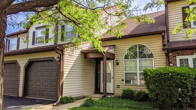 359 Ascot Lane, Streamwood, IL 60107 (MLS #11167341) :: O'Neil Property Group