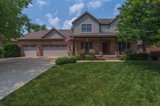 2816 Powell Drive, Bloomington, IL 61704 (MLS #11167344) :: O'Neil Property Group