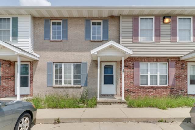 20 Fetzer Court #2, Bloomington, IL 61704 (MLS #11167470) :: Suburban Life Realty