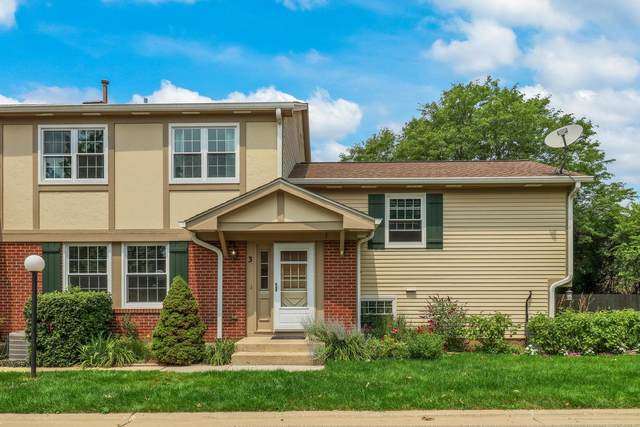 3 Tanwood Court #2, Vernon Hills, IL 60061 (MLS #11167475) :: O'Neil Property Group