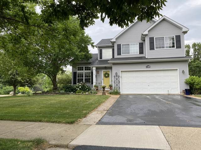 1300 Oakland Circle, North Aurora, IL 60542 (MLS #11167487) :: Carolyn and Hillary Homes