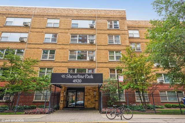 4920 N Marine Drive #305, Chicago, IL 60640 (MLS #11167550) :: O'Neil Property Group
