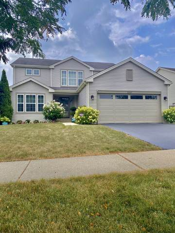 2157 W Wicklow Lane, Round Lake, IL 60073 (MLS #11167551) :: Carolyn and Hillary Homes