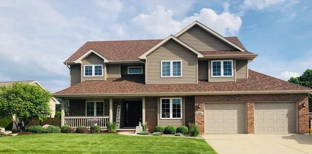 508 Hannigan Drive, Minooka, IL 60447 (MLS #11167553) :: O'Neil Property Group