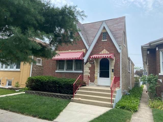 2232 Clinton Avenue, Berwyn, IL 60402 (MLS #11167570) :: O'Neil Property Group